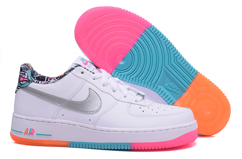 air force one low femme,air force 1 blanche et rose femme ...
