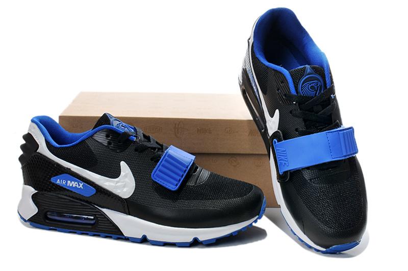 air max chaussure,air max 90 noir et bleu femme,basket pas