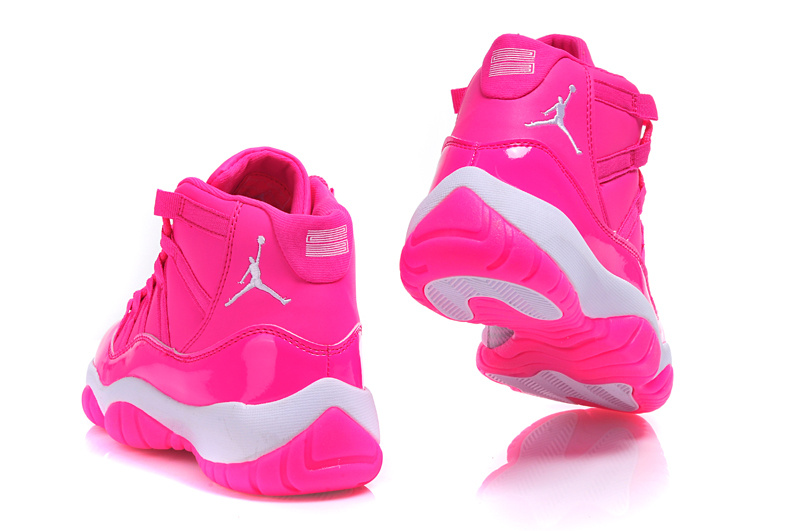 chaussures de sport c4c3b 24c9d jordan retro 11 nouvelle,femme air jodan 11 rose et blanche ...