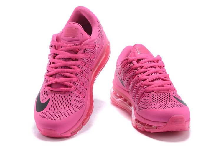 nike air max 2016 leather,air max 2016 rose et noir femme